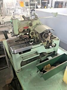 Reece 101 Keyhole Button Hole Sewing Machine Used As Is Needs Work