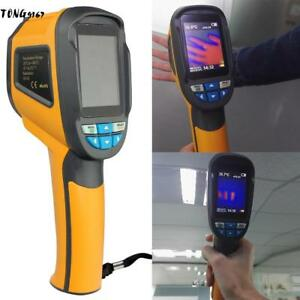 Outdoor Handheld Led Light Digital Infrared Thermometer Thermal Imaging 9g67