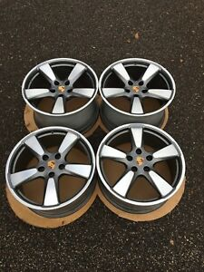 20 Oem Porsche 991 Sport Classic Wheels 991 997 996 911 Carrera Widebody