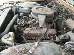 1965 1966 Cadillac Engine 429 V 8