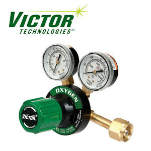 Customer Returned Victor Oxygen Regulator Medium Duty G250 150 540 0781 9400