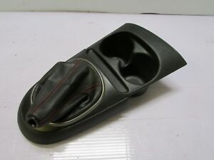 Jdm Rhd Dc5 Integra Type R Honda Acura Center Console Shift Boot Oem Cupholder
