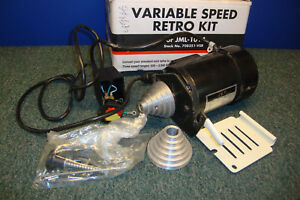 Jet Equipment And Tools Jml 1014 1 2 Hp Motor 1720 Rpm Free Fedex In Usa