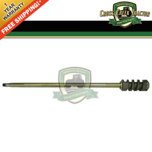 708604r1 New Steering Worm Shaft For Case ih B275 B414