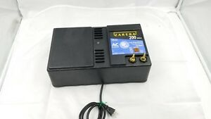 Zareba Low Impedance Electric Fence Controller Charger 200 miles