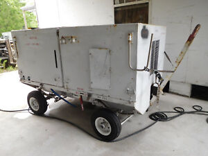 Portable Hydraulic Test Stand Cart Mule For Aircraft
