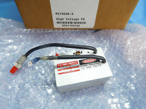 Ptk Pc74036 3 High Voltage Power Supply New