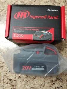 Ingersoll Rand Bl2022 Iqv20 Lithium Ion 20v 5 0 Amp Battery