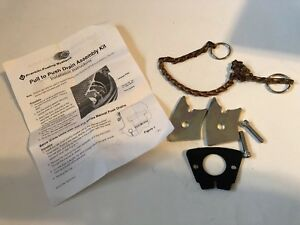 New Replacement Ebw Drain Assembly Kit Pull To Push Franklin Fueling