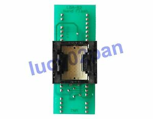 Lga52 Bga52 Ic Socket Adapter For Tnm5000 Usb Universal Nand Flash Programmer