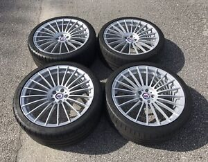 2017 2018 Bmw E65 E66 7 Series Genuine Alpina Brand Oem 21 B7 Wheels Tires
