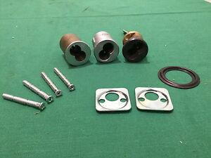 Best Ic Core Rim Cylinder Housings Set Of 3 Locksmith