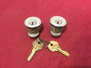 Amarlite 4 Pin Mortise Cylinders Set Of 2 Locksmith
