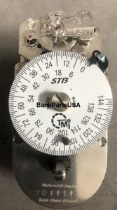 104y Multi manufacturer Replacement Round Bottom Time Lock Reset Movement