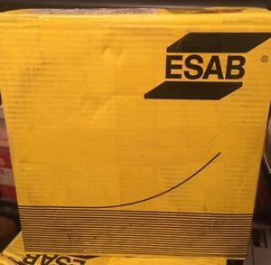 Esab 045 Flux Core Welding Wire New 33 Lbs Pn 245011119 Free Shipping