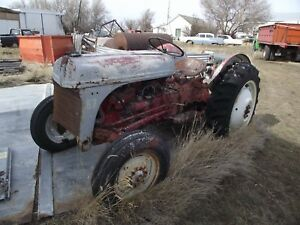 Ford 8n Tractor Project
