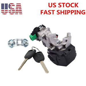 Ignition Switch Cylinder Lock Trans For 03 11 Honda Accord Crv Fit Civic Odyssey