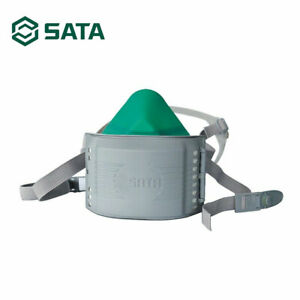 Silicone Anti Dust Respirator For Welding Paint Spraying Industrial Gas Mask