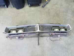 1969 Dodge Charger Grille Grill With Headlight Actuators And Resto Trim Kit