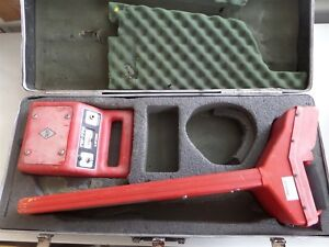 Fisher Tw 770 Depth Reading Line Tracer Locator And Transmitter In Case