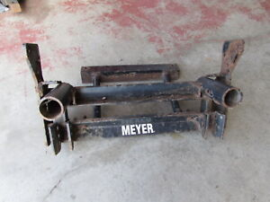 Meyer Snow Plow Truck Classic Mount Bracket 17091 81 87 Chevy K10 K20 K30 4x4