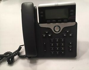 Cisco Cp 7841 k9 Cp 7841 Ip Voip Business Office Phone W Stand