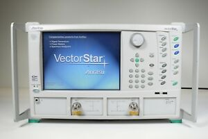 Anritsu Wiltron Ms4642b Vector Network Analyzer 10 Mhz To 20 Ghz Opt 13 45