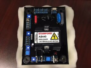Automatic Voltage Regulator Stamford As440 100 Original Manufactured In The Uk