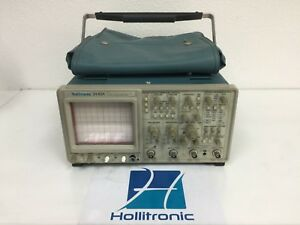 Tektronix 2445a 150mhz 4 channel Analog Oscilloscope