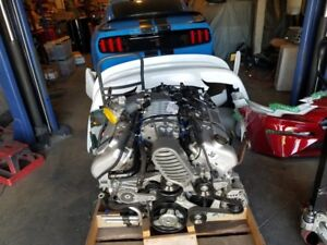 New Ford Crate Motor Complete 2004 Svt Cobra Supercharged Engine