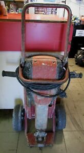 Hilti Te 3000 avr Breaker Jack Hammer Demo Hammer 120v W cart bits Read Descript