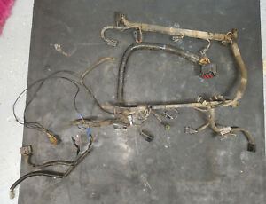1993 1994 Ford F 150 Svt Lightning 351w Fuel Injector Engine Wiring Harness 5 8