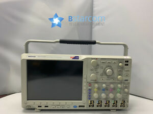 tek Mso4104b Mixed Signal Oscilloscope good Working Condition