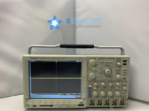 tek Mso4104 Mixed Signal Oscilloscope good Working Condition