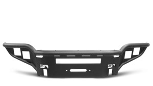 Body Armor 2012 2015 Fits Toyota Tacoma Front Winch Bumper Tc 19336