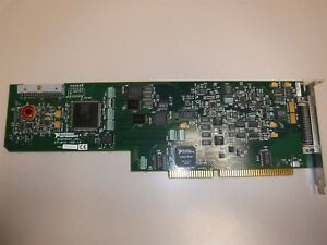 Used Ni National Instruments At m10 16e 10 Input Data Acquisition Board R9