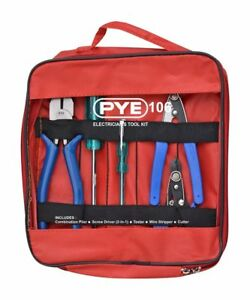 3x Pye Electrician s Tool Kit Pye 106 5 Tools Best For The Electrician s Job