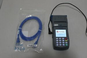 First Data Fd400 Fd 400 Credit Card Terminal Pos Point Of Sale Free Shipping