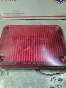 Used Whelen Smart Led 900 Series Super Led Wide Angle Red 01 06837385r0