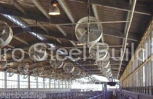 Durobeam Steel 75x100x22 Metal Building All Open Clear Span Roof System Direct