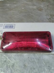 Used Whelen 700 Series Smart Led Light Wide Angle red
