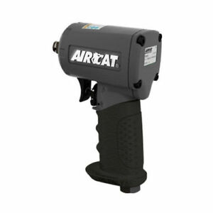 Aircat 1055 Th 1 2 Compact Impact Wrench 500 Ft Lb Torque 1055 Th