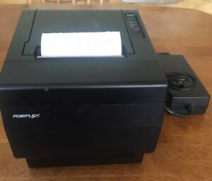 Posiflex Pp 7000 b Pos Black Receipt Printer
