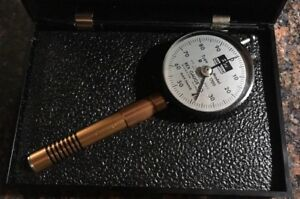 Rex Gauge Gage Durometer Model 1700 Type D Purchase 1975 Precision Machinist Too