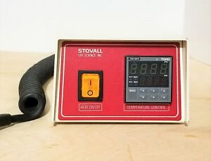 Stovall Hybridization Water Bath Remote Temperature Controller Hwb115