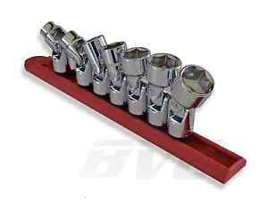 7 Pc Gearwrench 80564 Standard Flex Set 3 8 Drive Sae Universal Joint Sockets
