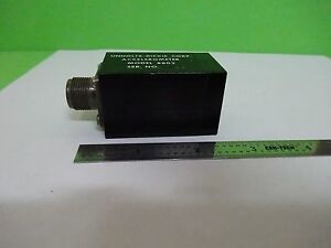 Unholtz Dickie 8803 Accelerometer 100 Mv g Vibration Sensor As Is Bin v8 48
