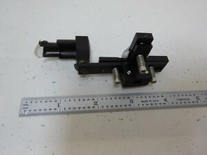 Microscope Part Optical Mirrors Lens Assembly Optics As Is Bin n6 91