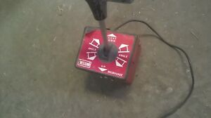 Western Snow Plow Cable Pump T Stick Control Snowplow Parts 2