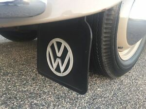 Vw Mud Flaps Bay Window Camper Van Bus Splitscreen Beetle Pre Bug Type 1 T2 T25